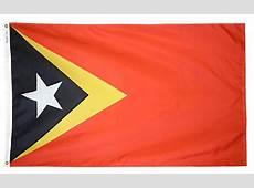 Buy 3 x 5' East Timor Flag Flag Store USA