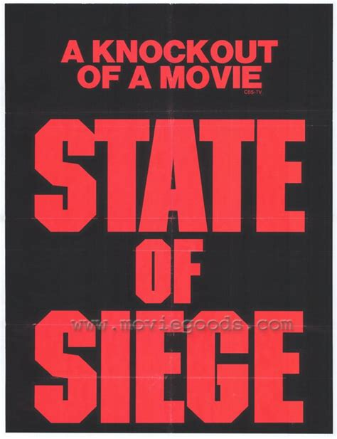 the state of siege state of siege posters from poster shop