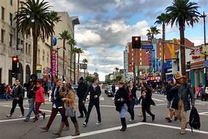 Hollywood and Vine getting ped-friendly scramble crosswalk ...  Hollywood