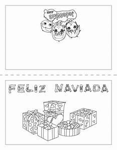 Noel En Espagnol : coloriages joyeux no l en espagnol avec une faute ~ Preciouscoupons.com Idées de Décoration