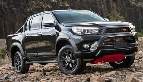toyota hilux 2020 2020 toyota hilux interior specs and price