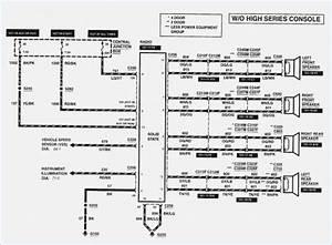 99 Ford Explorer Radio Wiring Diagram