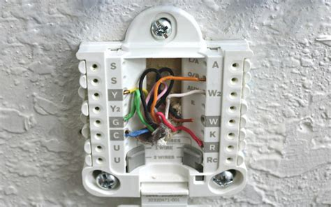 Thermostat Wiring Can You Yourself The Frisky