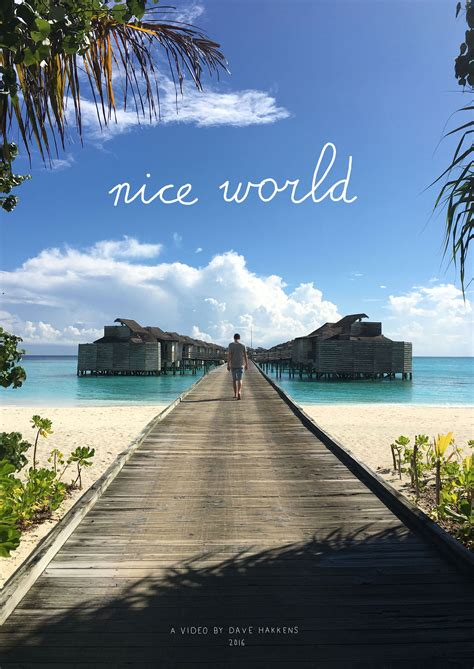 Nice world & Story Hopper