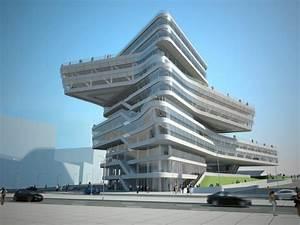Zaha Hadid Architektur : design wasserhahn z hlt zu den ikonischen werken von zaha hadid ~ Frokenaadalensverden.com Haus und Dekorationen