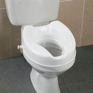 Rehausseur Toilette Adulte : raised savannah toilet seat toilet aids mobility solutions ~ Farleysfitness.com Idées de Décoration