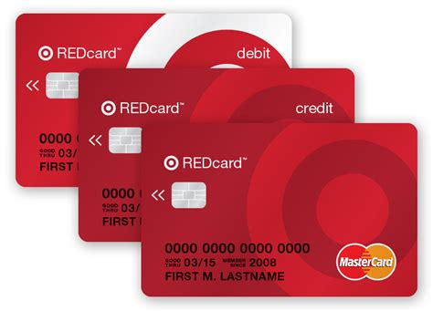 Pick which features are important to you, and we'll find your perfect card. PHOTO: Target REDcard Goes MasterCard for Chip & Pin   Global Hub