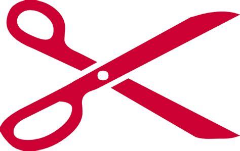 Clipart Scissors Scissor Pink Clip At Clker Vector Clip