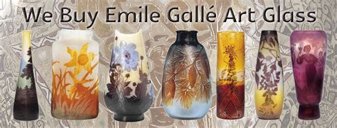 galle art glass