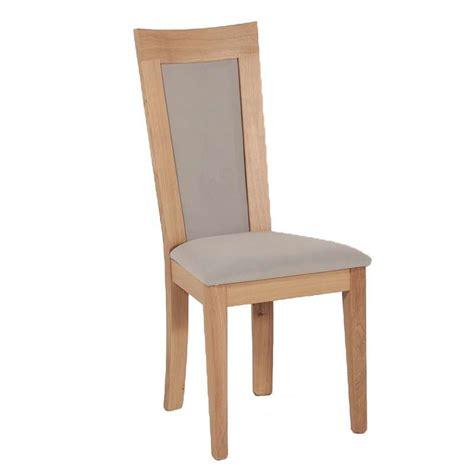 le bois de la chaise chaise en bois et tissu rembourré crocus 4 pieds
