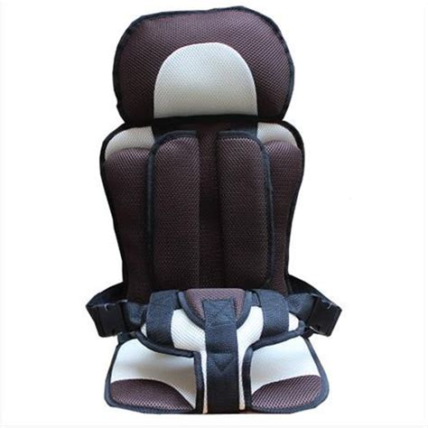 siege auto portable portable car seats for travel child safety seat mat