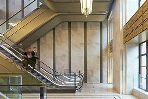 Make Architects refurbish Harrods' grand entrance