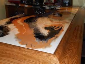 DIY Epoxy Countertop Ideas