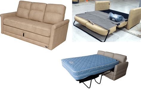 Sofa Beds With Air Mattress by Rv Sleeper Sofa Bed Guide What To Before Replacing