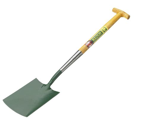 spade garden tool bulldog tools garden spade ash t handle buy at