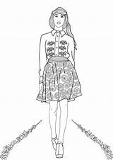 Coloring Pages Adults Adult Printable Print Popshopamerica Books Colorings Shows Week sketch template