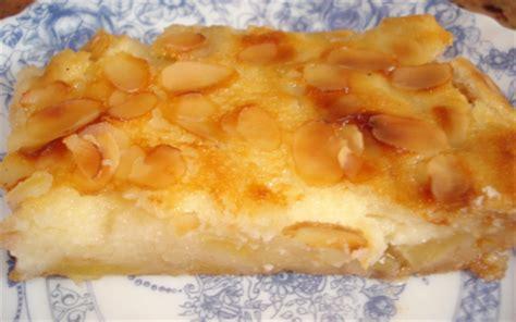 recette g 226 teau aux pommes 224 la cr 232 me fra 238 che 750g