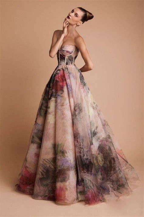 beautiful floral inspired wedding dresses wedding