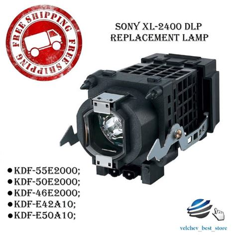 Kdf E42a10 Bulb Replacement by Sony 57 Inch Rear Projection Tv For Sale Classifieds