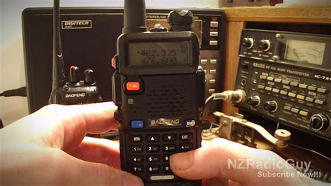 program frequencies  channels   baofeng uv