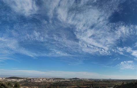 high resolution sky panorama     yair