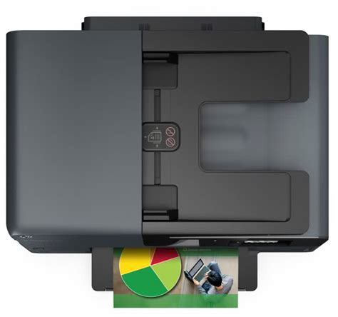 Load photo paper in the main tray and remove any plain paper from it. HP Officejet Pro 8610 Series Reviews - TechSpot