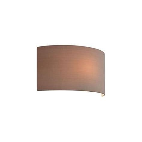 astro lighting lima semi circular fabric wall shade in