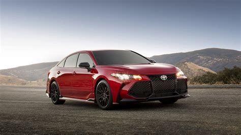 toyota avalon trd wallpapers hd images wsupercars