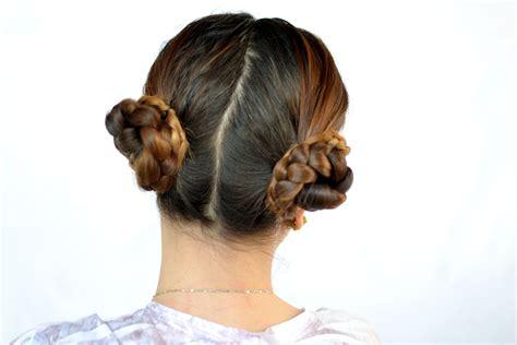 3 Ways To Create A Braided Cinnamon Bun Hairstyle