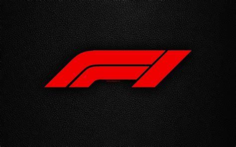 nouveau logo f1 ダウンロード画像 新ロゴマーク 式1 f1 革の質感 スポーツ ロゴ スポーツ 壁紙