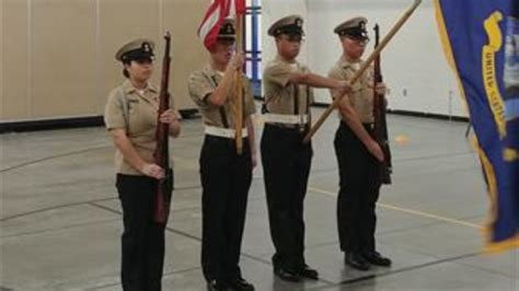 njrotc naval science