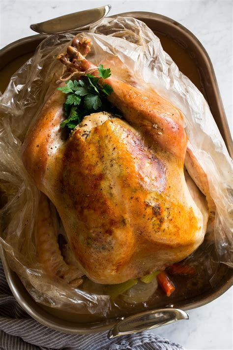 cook  turkey   oven bag cooking classy