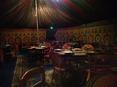 cuisine libourne salle du restaurant le p 39 maroc picture of restaurant