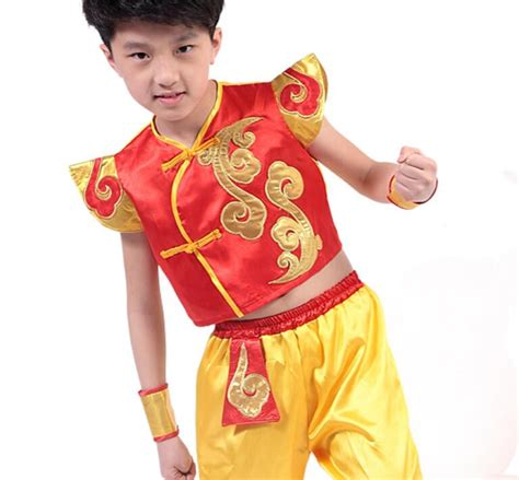 Aliexpress.com  Buy Children Ancient Chinese Clothes Childrenu0026#39;s Traditional Boy Clothing China ...