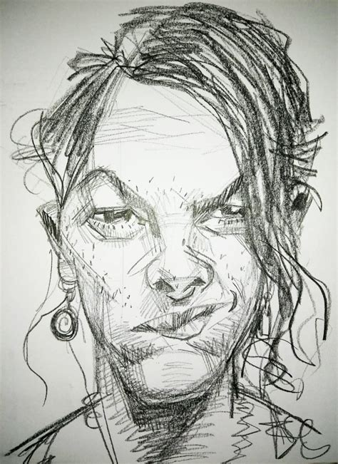 One time it was the signature of a famous clown who's likeness was used in a postal stamp. Pencil Sketch Caricatures of famous people, celebrities and politicans