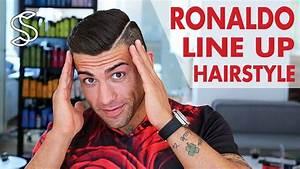 New Cristiano Ronaldo hair style 2015 - YouTube