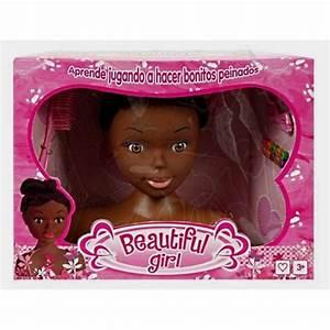Tete A Coiffer Afro : tete a coiffer metisse afro 3 accs jouet fille pou achat vente coiffeur esth tique cdiscount ~ Melissatoandfro.com Idées de Décoration