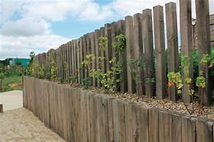 Comment Poser Un Brise Vue Sans Grillage : decoration cloture jardin ~ Dailycaller-alerts.com Idées de Décoration