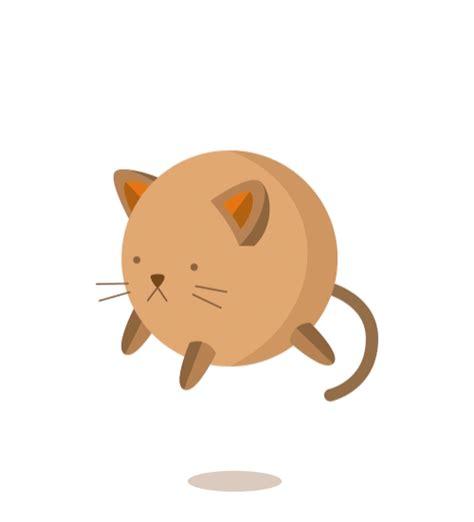 super cute animated cat kawaii pixel art gifs