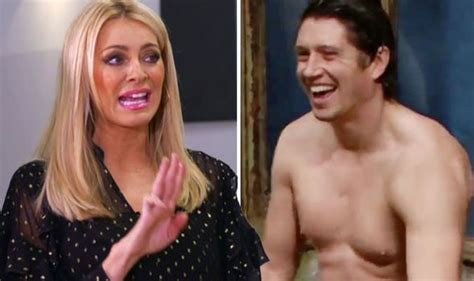 Tess Daly reacts to husband Vernon Kay's cheeky I'm A ...