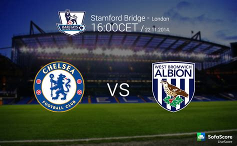 Barclays Premier League 12th round: Chelsea FC vs West ...