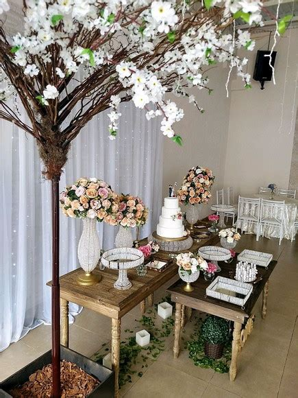 decoracao mesa casamento elo