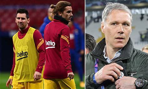 Barcelona duo Lionel Messi and Antoine Griezmann slammed ...