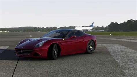 California Top Gear by Forza Motorsport 6 California T Top Gear Test
