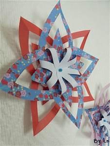 Deco Noel En Papier : decoration de noel en papier origami ~ Melissatoandfro.com Idées de Décoration
