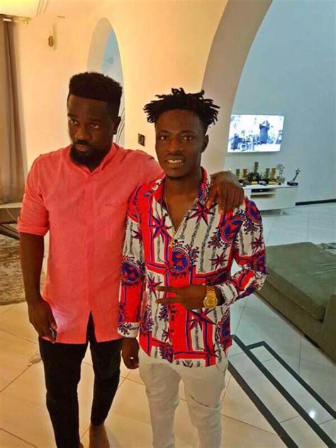 Fancy Gadam And Sarkodie To Collaborate On Upcoming Single ...