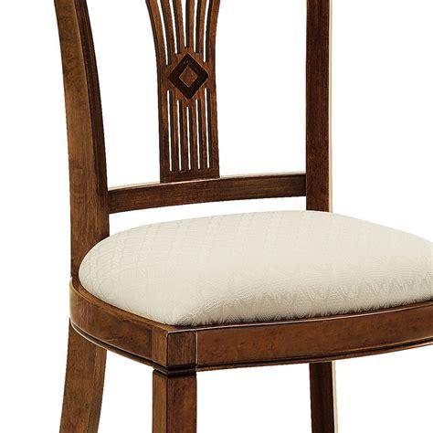 Italienische Designer Stühle by Italienischer Polsterstuhl Villa Arte Povera