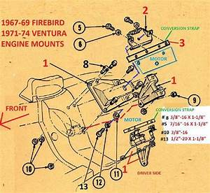 64 67 Pontiac Engine Diagram