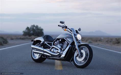 Download Wallpaper Harley-davidson, Vrsc, Vrscaw V-rod