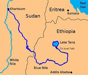 Quarrel Over Nile River Water
